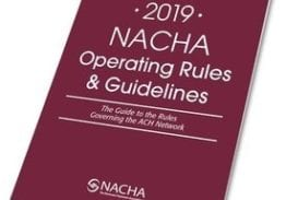 2019 ACH Rules Enforcement Process – Impacts to Participants in the ACH Network