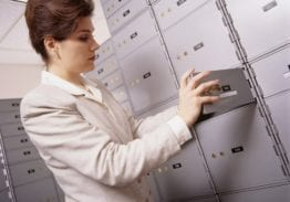 Safe Deposit Box Access and Exit Procedures